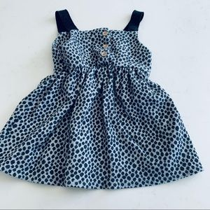 Zara girls jumper dress